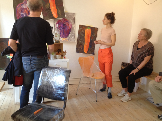 Christina Jonsson Art Performance_ Installation @ 4th _CPH.56